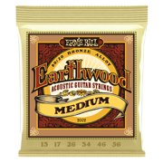 Ernie Ball Earthwood Medium 80/20 Bronze 13-56