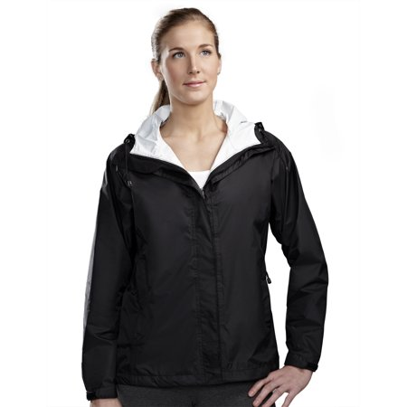 TM Performance Women Waterproof Jacket With Front Zippered Pockets. - Performance Outerwear