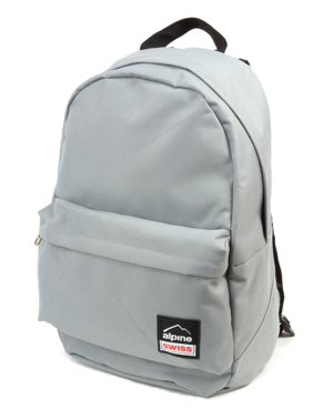 Product Image Alpine Swiss Midterm Backpack School Bag Bookbag Daypack 1 Yr  Warranty Back Pack 5a4fa91670