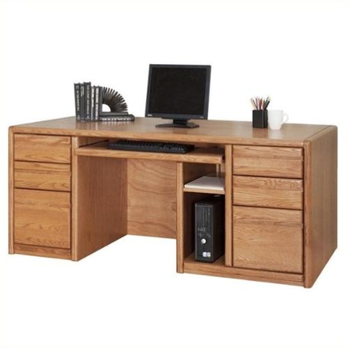 Martin Home Furnishings Executive Desk