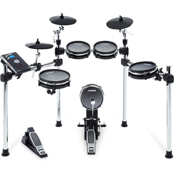 Alesis Command Mesh Kit 8-Piece Electronic Drum Kit by