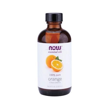 NOW Foods Orange Oil 4 fl oz Liquid