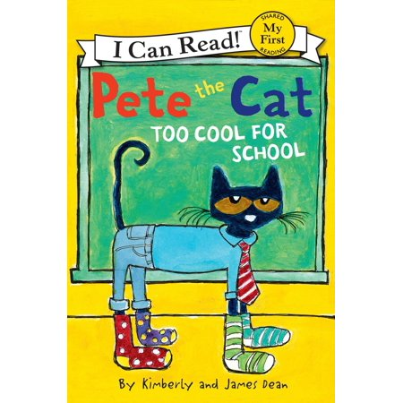 Pete the Cat: Too Cool for School - eBook - Plants Are Cool Too Halloween
