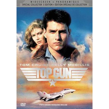 TOP GUN [DVD] [CANADIAN; SPECIAL COLLECTOR'S EDITION; (French Gin)
