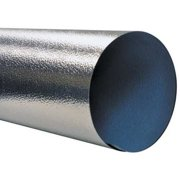 ITW Pipe Jacket,10-3/4 In Max,10 ft L,Silver 684711