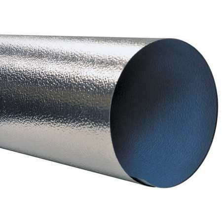"ITW 10-3/4"" x 10 ft. L Aluminum Insulated Pipe Jacket, 684711"