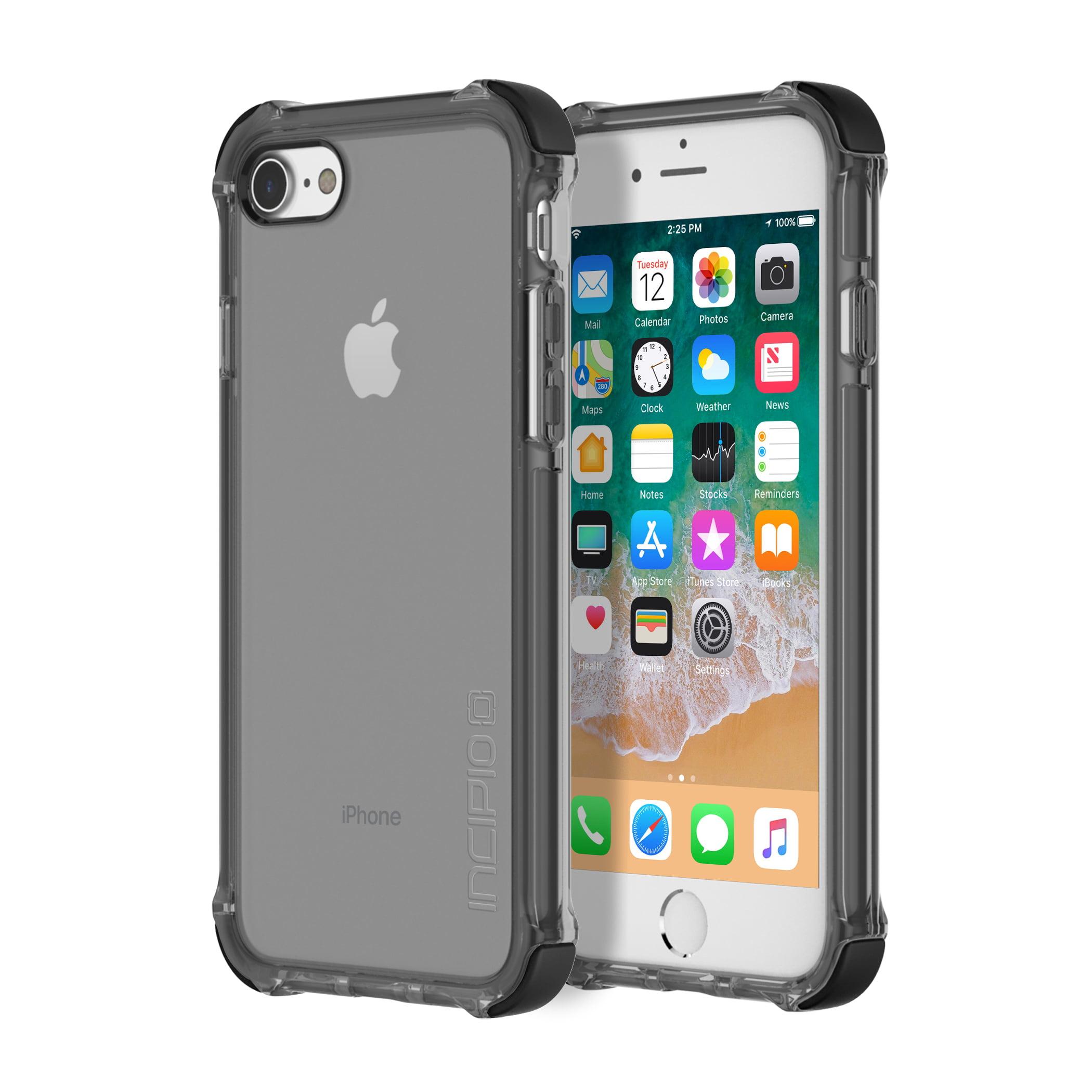 Incipio Reprieve Sport Case for iPhone 8 & iPhone 7 Black   Smoke by INCIPIO