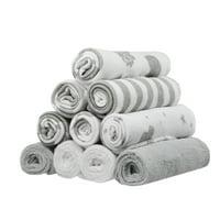 Spasilk 10 Count Washcloths