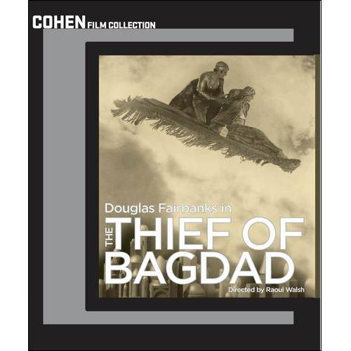 The Thief Of Bagdad (1924) (Silent) (Blu-ray)