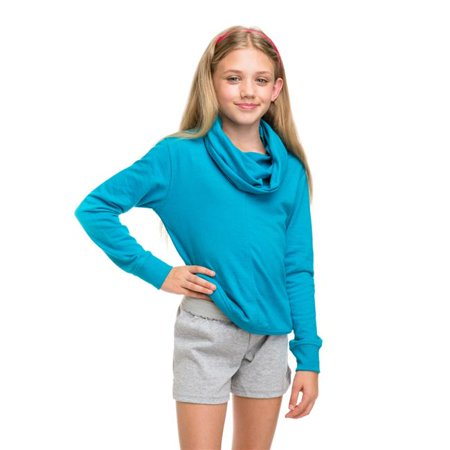 Low Rise Green (Girls New Authentic Low-Rise Short, Atomic Blue & Sweet Green -)