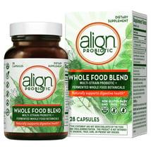 Probiotics: Align Whole Food Blend