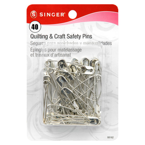 SINGER SAFETY PINS