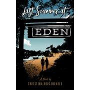 Last Summer at Eden (Paperback)