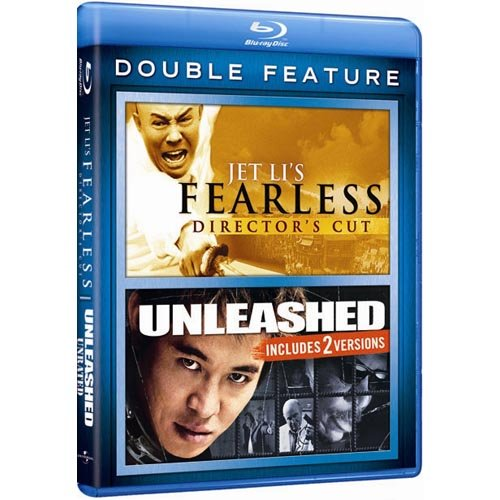 Fearless/Uinleashed [BLU-RAY]