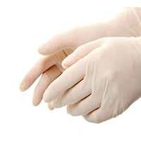 Latex Medical Exam Gloves, Powder-Free, Medium, 100/Box