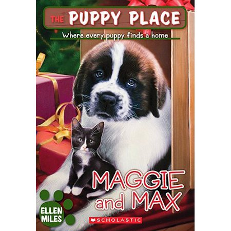 Puppy Place - The Puppy Place #10: Maggie and Max