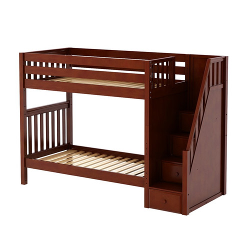 Maxtrix Kids Wopper Twin over Twin Bunk Bed