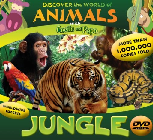 Discover The World Of Animals: Jungle by BELMONDO ENTERTAINMENT
