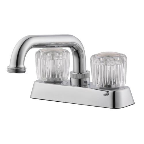 Design House 545731 Ashland Laundry Tub Faucet, Polished Chrome by Design House