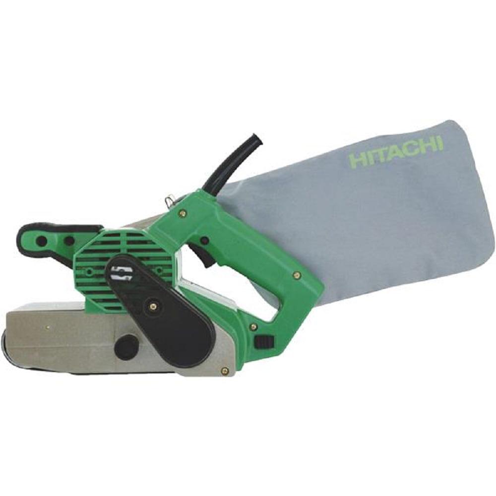 "Hitachi 3"" x 21"" 9 Amp Multi Speed Belt Sander w/ Dust Bag SB8V2"