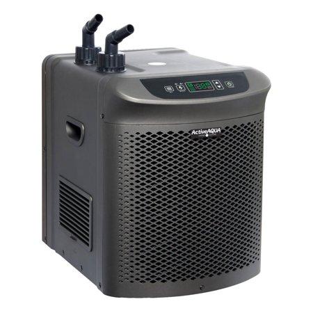 Aqua Logic Chillers (Active Aqua 0.25 HP 396-925 GPH Hydroponic Cooling Water Chiller w/ Power)