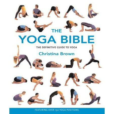 The Yoga Bible