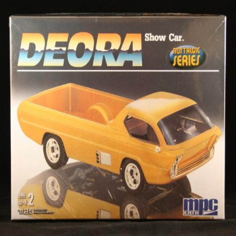 DEORA SHOW CAR MPC Nostalgic Series Skill Level 2 Plastic Model Kit by AMT ERTL