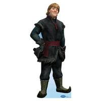 Disney Frozen Kristoff Standup, 6' Tall