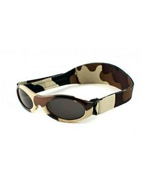 Kids Adventure Sunglasses, Brown Camo