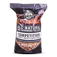 Pit Boss Competition Blend Barbecue Pellets - 40 lb Bag, 55455