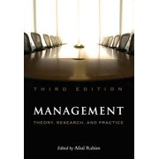 Management : Theory, Research, and Practice