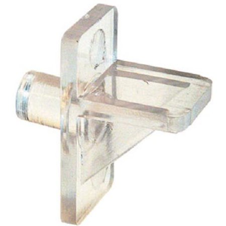241946 Shelf Support Peg, Clear Plastic, 12 Pack - image 1 of 1