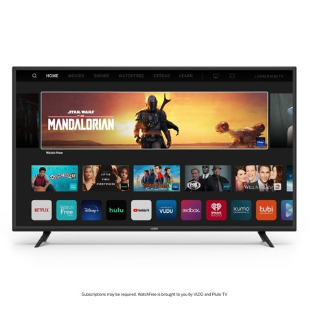 "VIZIO 50"" Class 4K UHD LED SmartCast Smart TV V-Series V505-G/H"