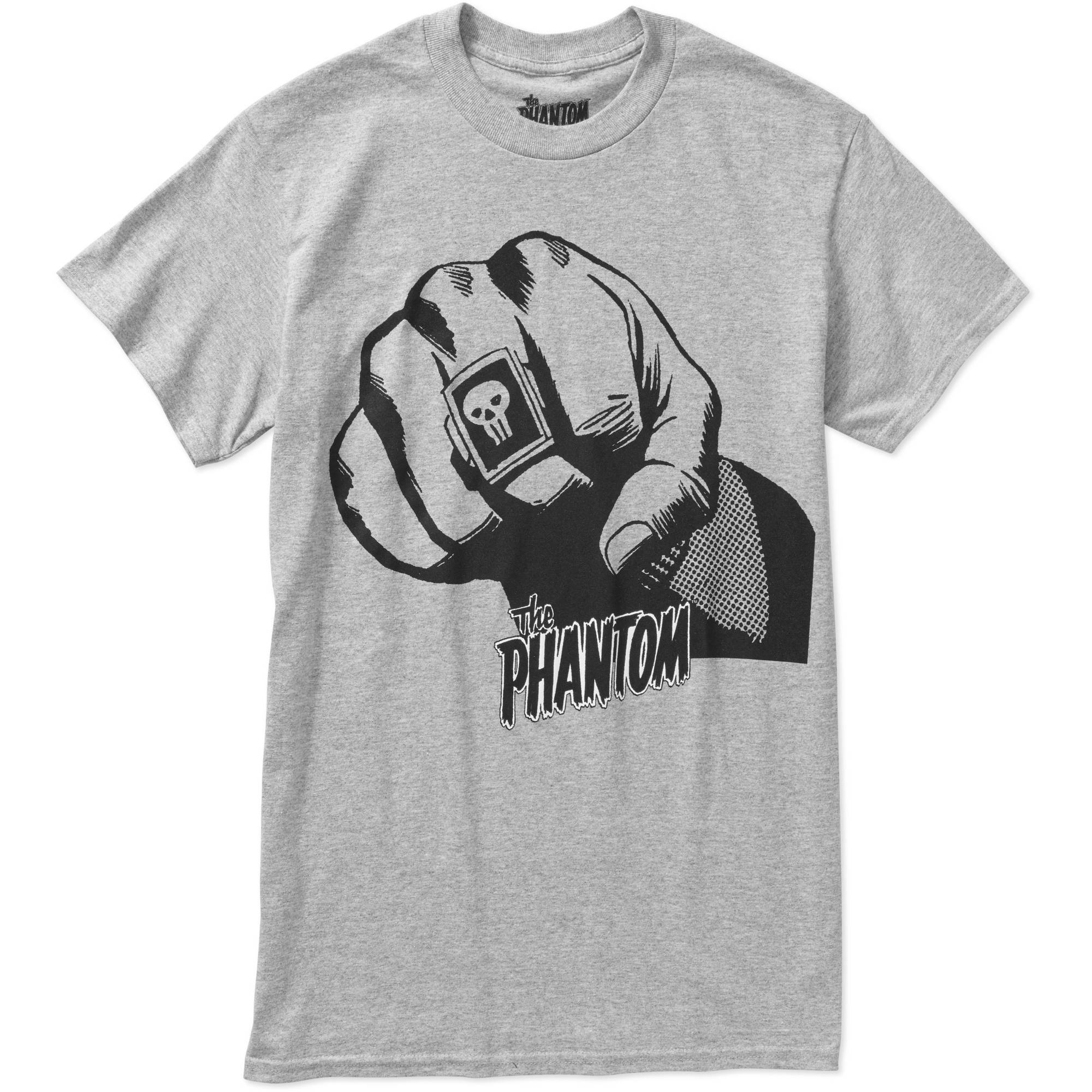 Movies and Television The Phantom Big Men's Graphic Tee, 2XL