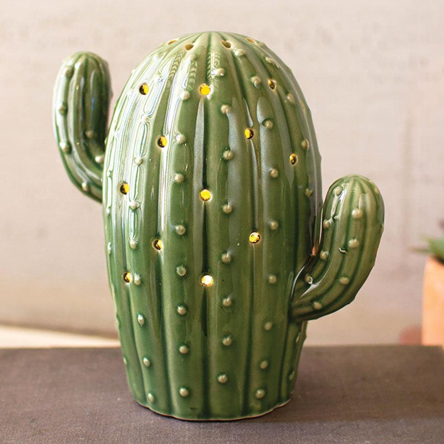 Mojave Cactus Night Light