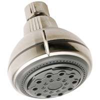 Plumb Pak Pp828-50Bn Shower Head 5 Function, Bathroom Fixture