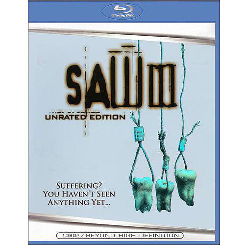 Saw III (Unrated) (Blu-ray) (With INSTAWATCH)
