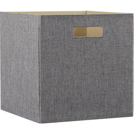 ClosetMaid Decorative Storage Fabric Bin](Decorative Storage Containers)