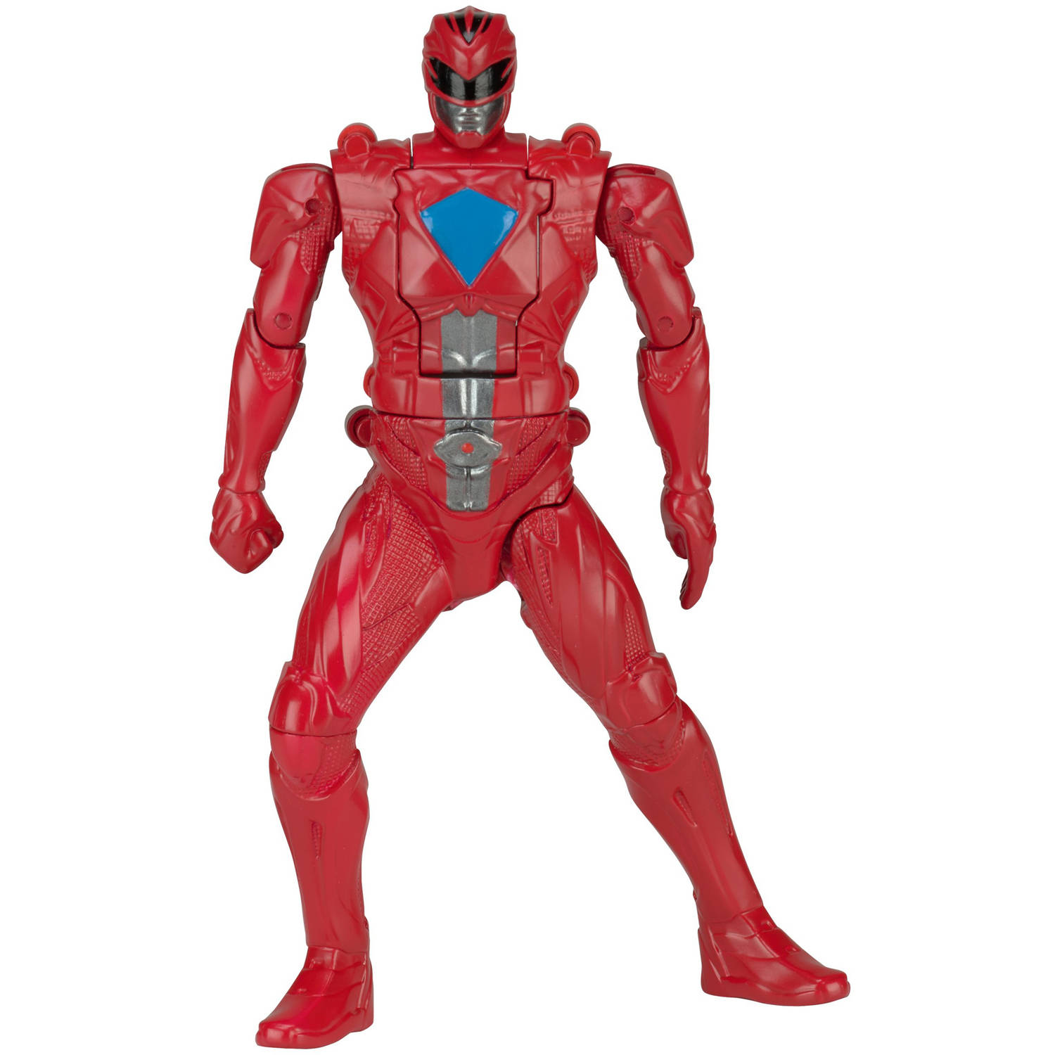 Power Rangers Movie Super Morphing Red Ranger Figure