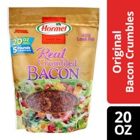 Hormel Real Crumbled Bacon, 20 Ounce Pouch
