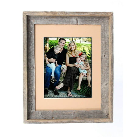 Barnwoodusa Rustic 11 By 14 Inch Signature Picture Frame For 8 By 10