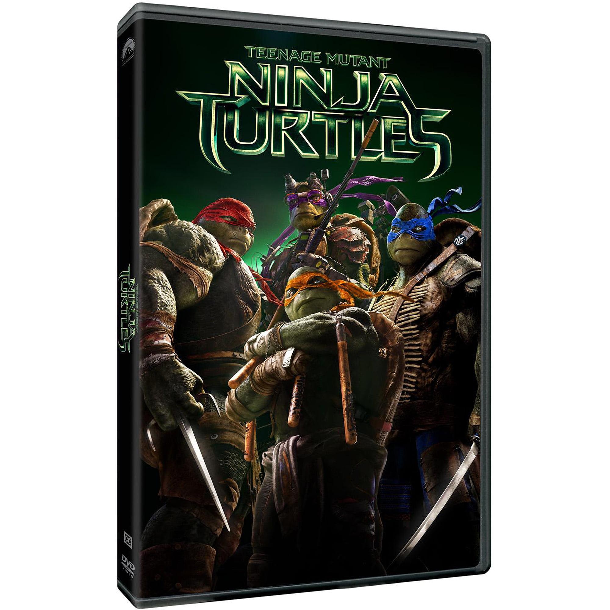 Teenage Mutant Ninja Turtles (2014) (DVD + Digital HD)