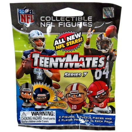 NFL TeenyMates Series 7 Mystery Pack