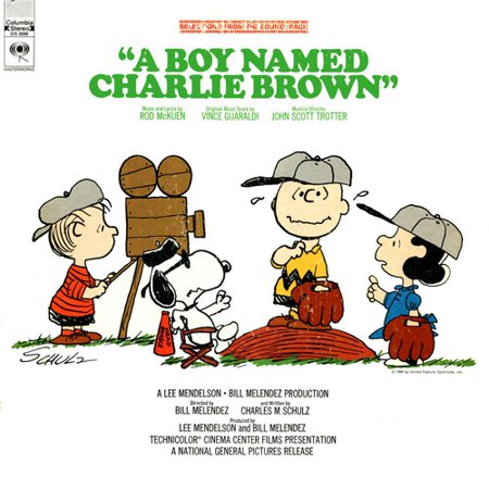 Boy Named Charlie Brown Soundtrack (CD)](Charlie Brown Halloween Soundtrack)