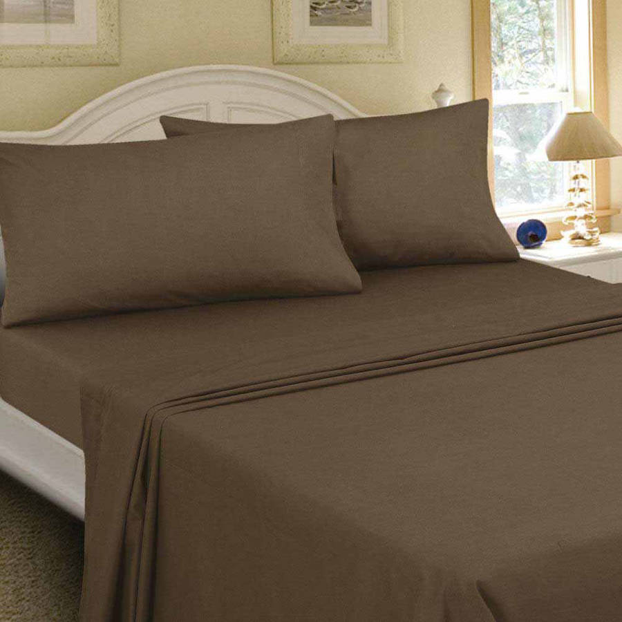 Mainstays 200 Thread Count Sheet Collection, Open Stock