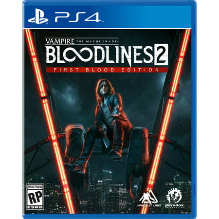 Vampire The Masquerade: Bloodlines 2 First Blood Edition, THQ Nordic, PlayStation 4, 816819016848 Pokemon Team Rocket 1st Edition