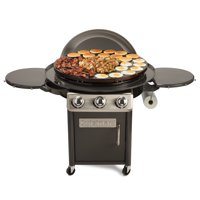 360 XL Griddle Outdoor Cooking Station, Cooking Versatility!