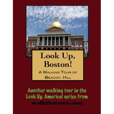 A Walking Tour of Boston's Beacon Hill - eBook - Beacon Hill Halloween