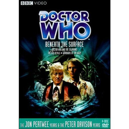 Doctor Who: Beneath The Surface - Doctor Who & The Silurians / Sea Devils / Warriors Of The Deep