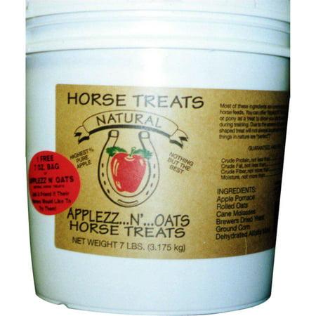 Ohio Pet Foods Applezz N-Oat Treat